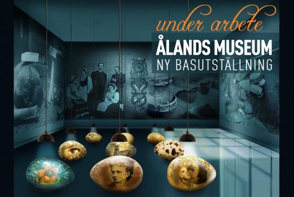 Ålands museum, väggvepa